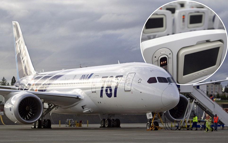 Boeing entrega su primer B787 Dreamliner