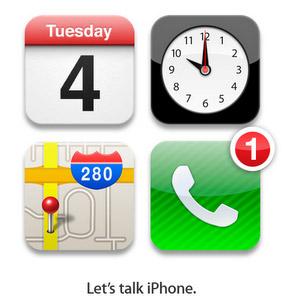 El iPhone 5 será presentado el 4 de octubre