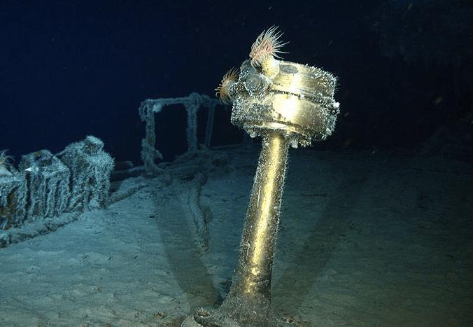 Encuentran tesoro en el fondo del mar