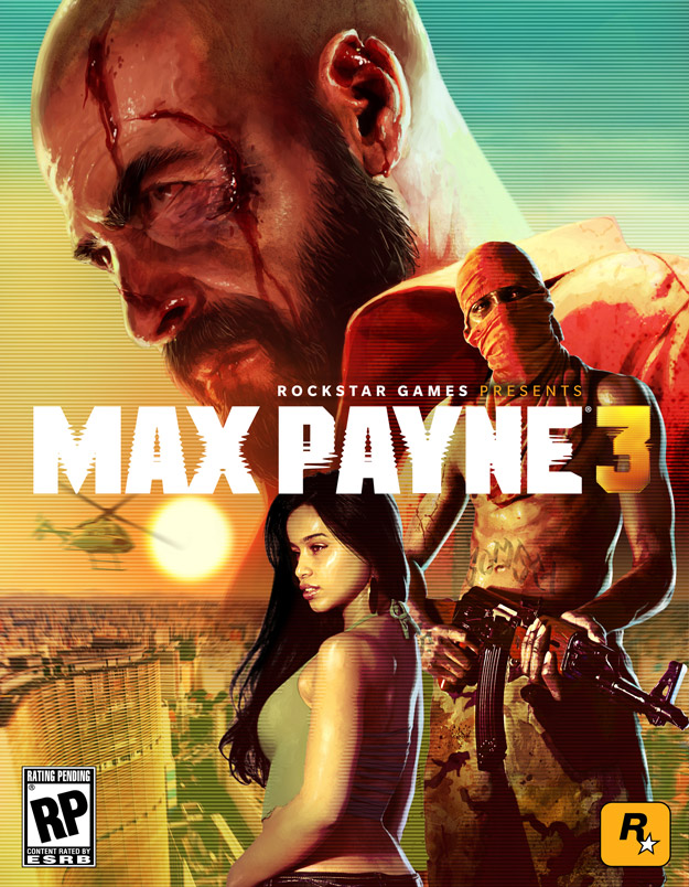 Rockstar anuncia el lanzamiento oficial de Max Payne 3