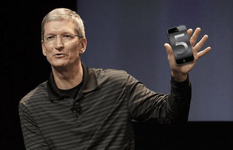 Anuncian la fecha de lanzamiento del iPhone 5