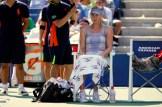Sharapova reflects