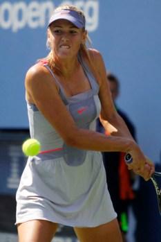 Sharapova waits
