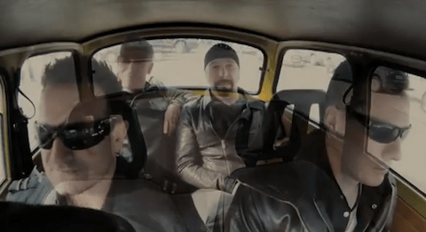 Aquí el trailer de From The Sky Down, el nuevo documental de U2