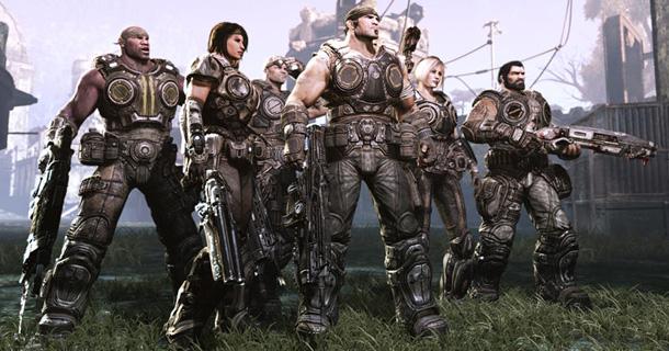 Gears Of War 3: Para cerrar con broche de oro