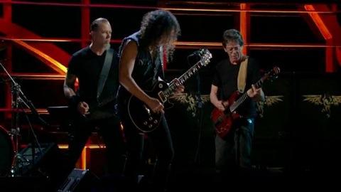 Escucha el primer adelanto de Lulu por Lou Reed y Metallica