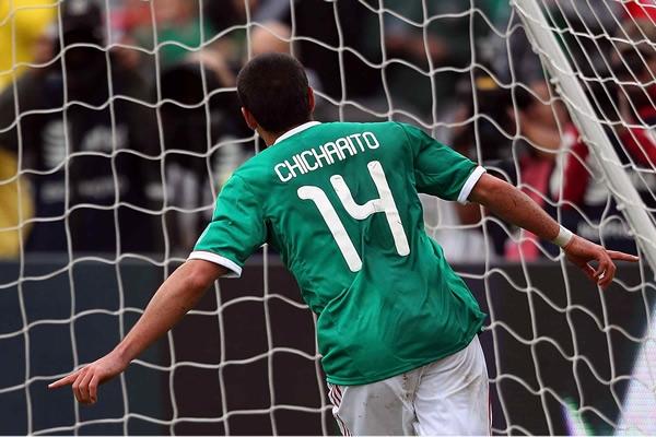 Lista de convocados de México para enfrentar a Brasil