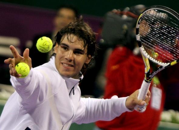 Rafael Nadal jugará en México