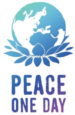 Peace One Day, por favor