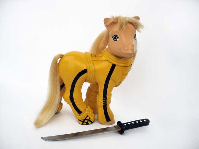Los ponis más excéntricos del mundo