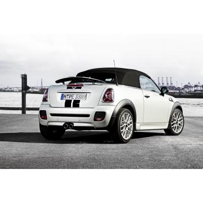 Y con ustedes.....el nuevo Mini Roadster 2012