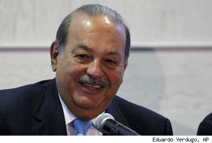 Carlos Slim pierde 11,000 millones de dólares