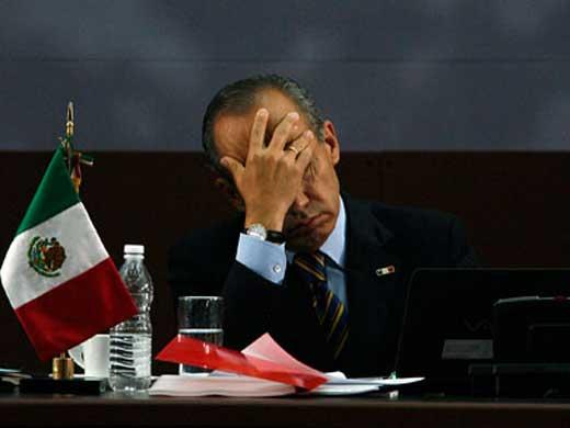 Con Calderón se alcanzó el máximo histórico de deuda