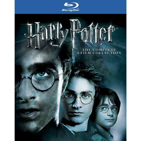 Descontinuan los DVD de  Harry Potter