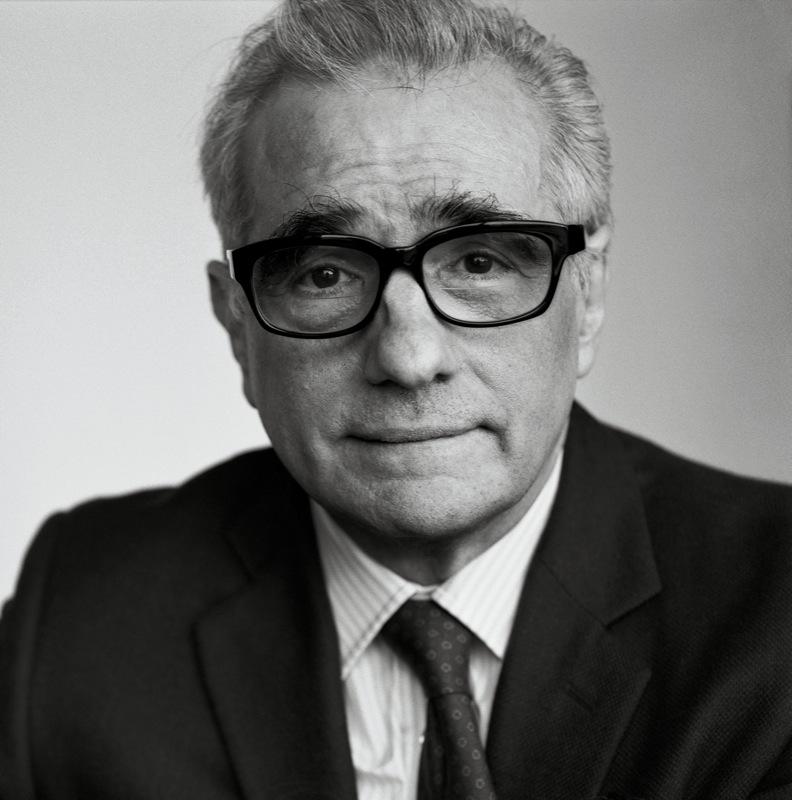 Y con ustedes.... lo nuevo de Martin Scorsese