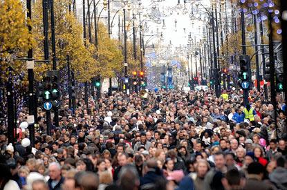 Habrá 7,000 millones de habitantes en el mundo para finales de Octubre