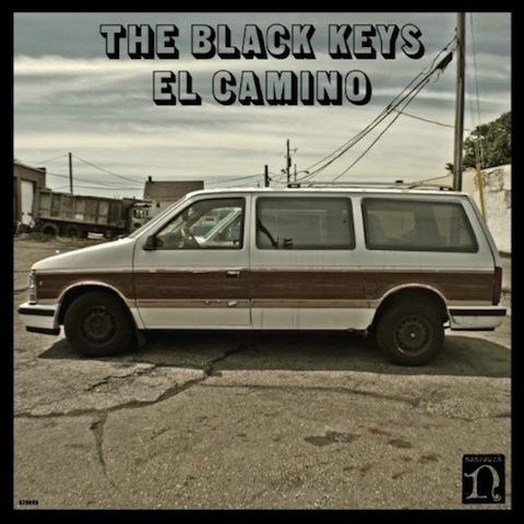 Aquí todos los de talles de El Camino, el nuevo disco de Black Keys