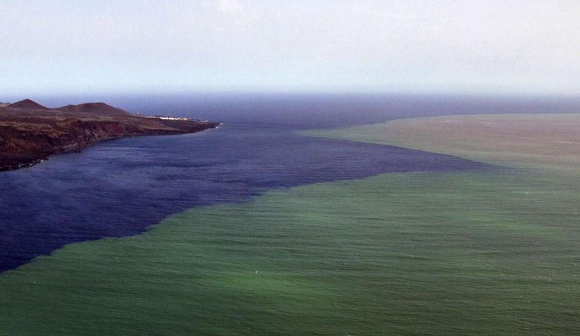 Galeria: Erupción submarina en el Hierro