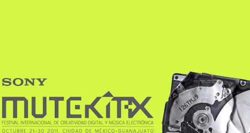 MUTEK MX: un festival fuera de serie