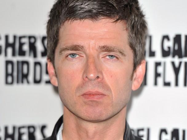 Noel Gallagher en México