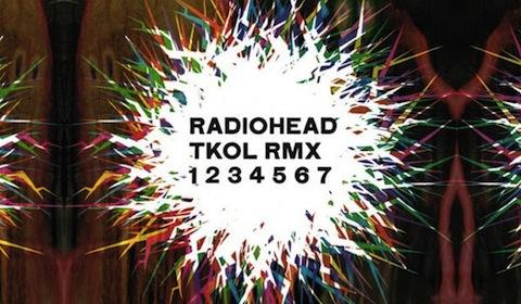 Escucha todos los remixes de The King of Limbs de Radiohead