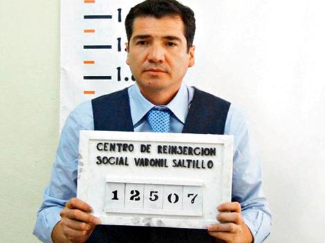 Detienen al ex secretario de finanzas de Coahuila por fraude