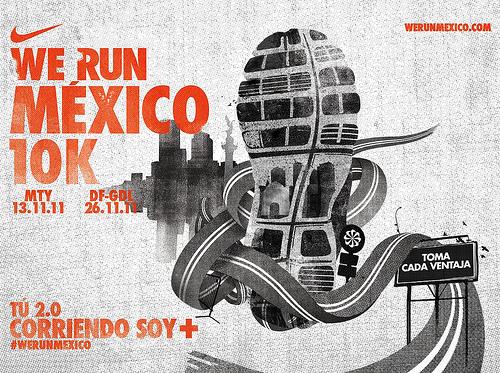 We Run Nike 2011