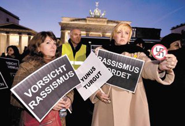 Terrorismo ultraderechista azota Alemania