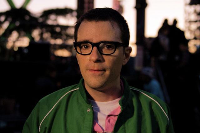 Rivers Cuomo (Weezer) lanzará The Pinkerton Diaries