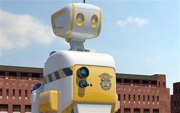 Corea del Sur prepara los primeros guardias-robots de prisiones