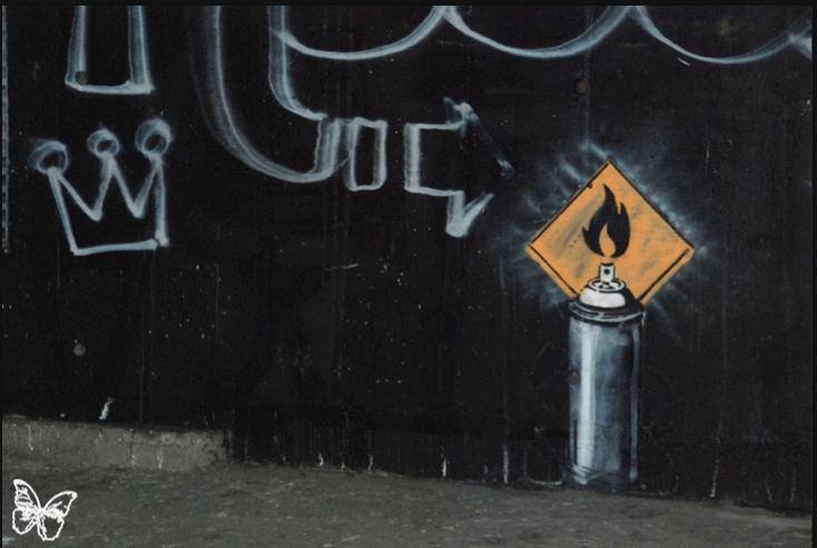 Nuevo Banksy en Londres