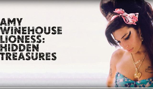 Escucha Like Smoke, la colaboración inédita de Amy Winehouse con NAS