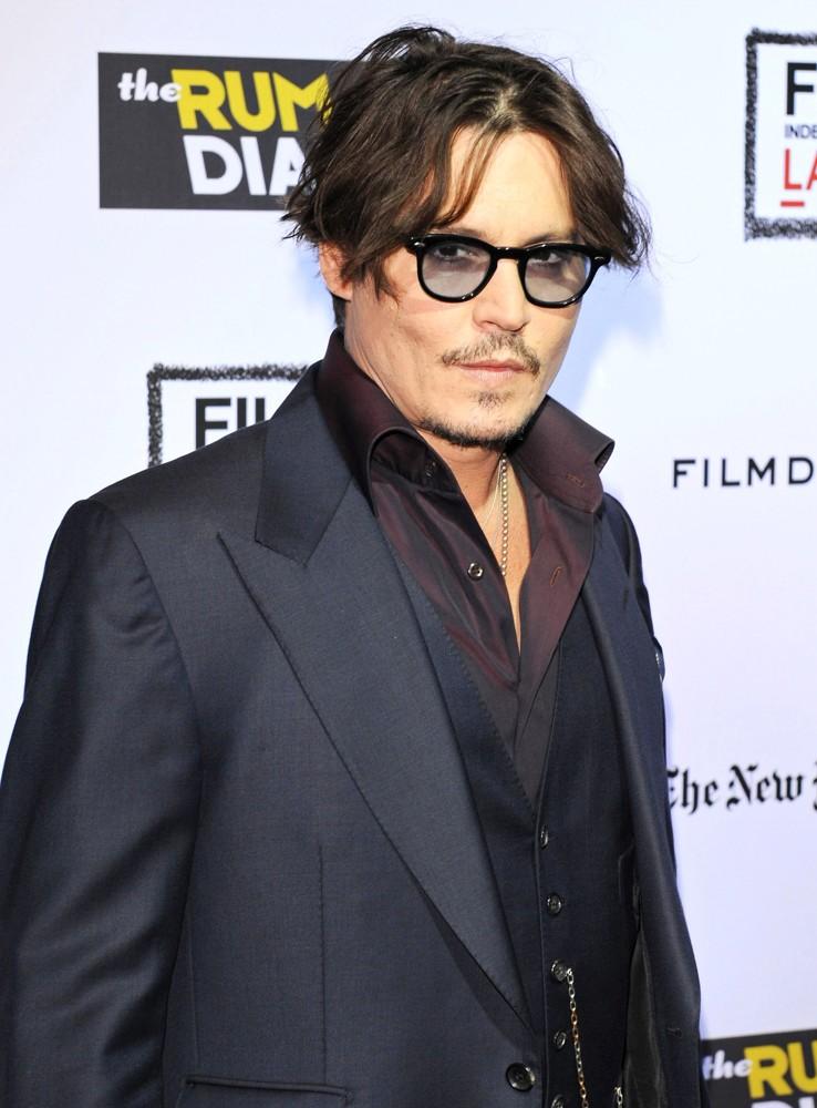 Johnny Depp y el manuscrito olvidado de The Rum Diary