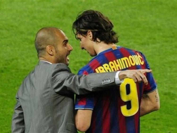 """""""Guardiola no tiene hue..."""""""
