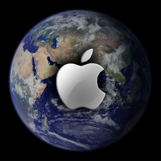 Apple cumple con el medio ambiente
