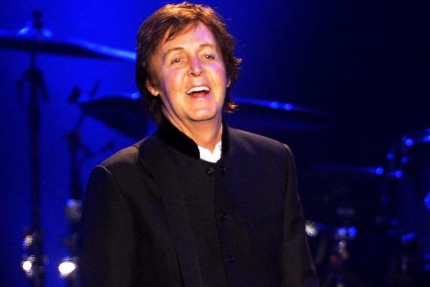 Nuevo álbum de Paul McCartney