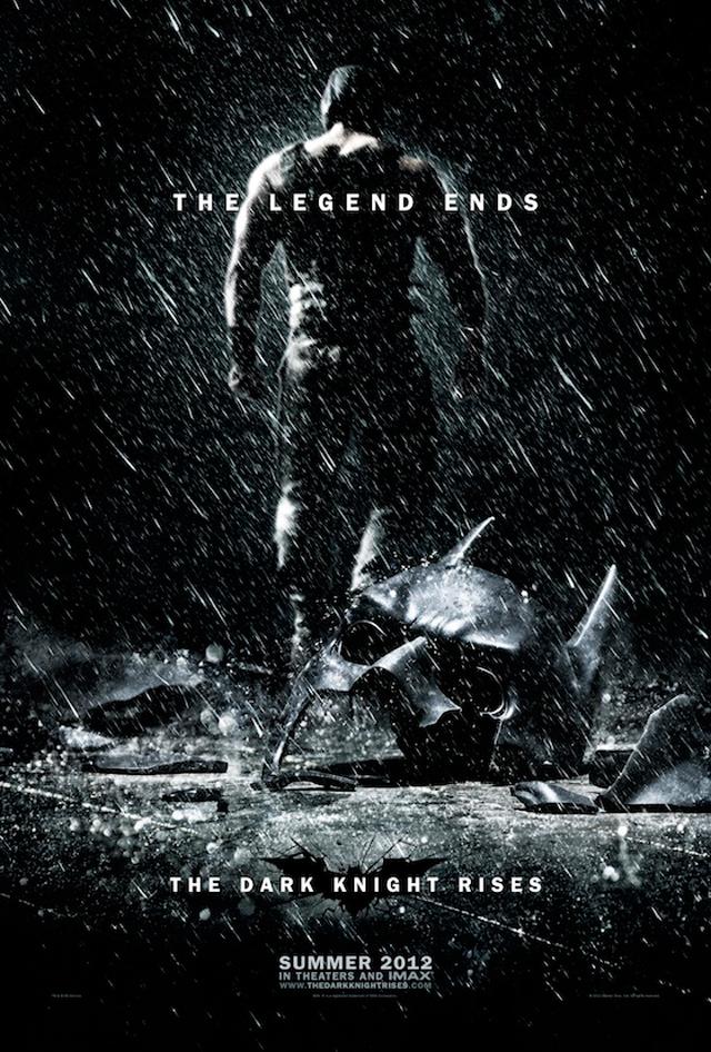 Nuevo poster de Batman: The Dark Knight Rises