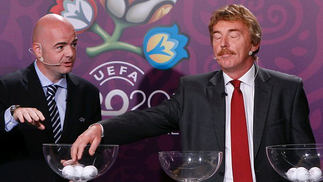 Sigue en vivo el sorteo de la Euro 2012 y el Milan vs Genoa