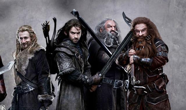 ¡Peter Jackson presenta nuevo poster de El Hobbit!