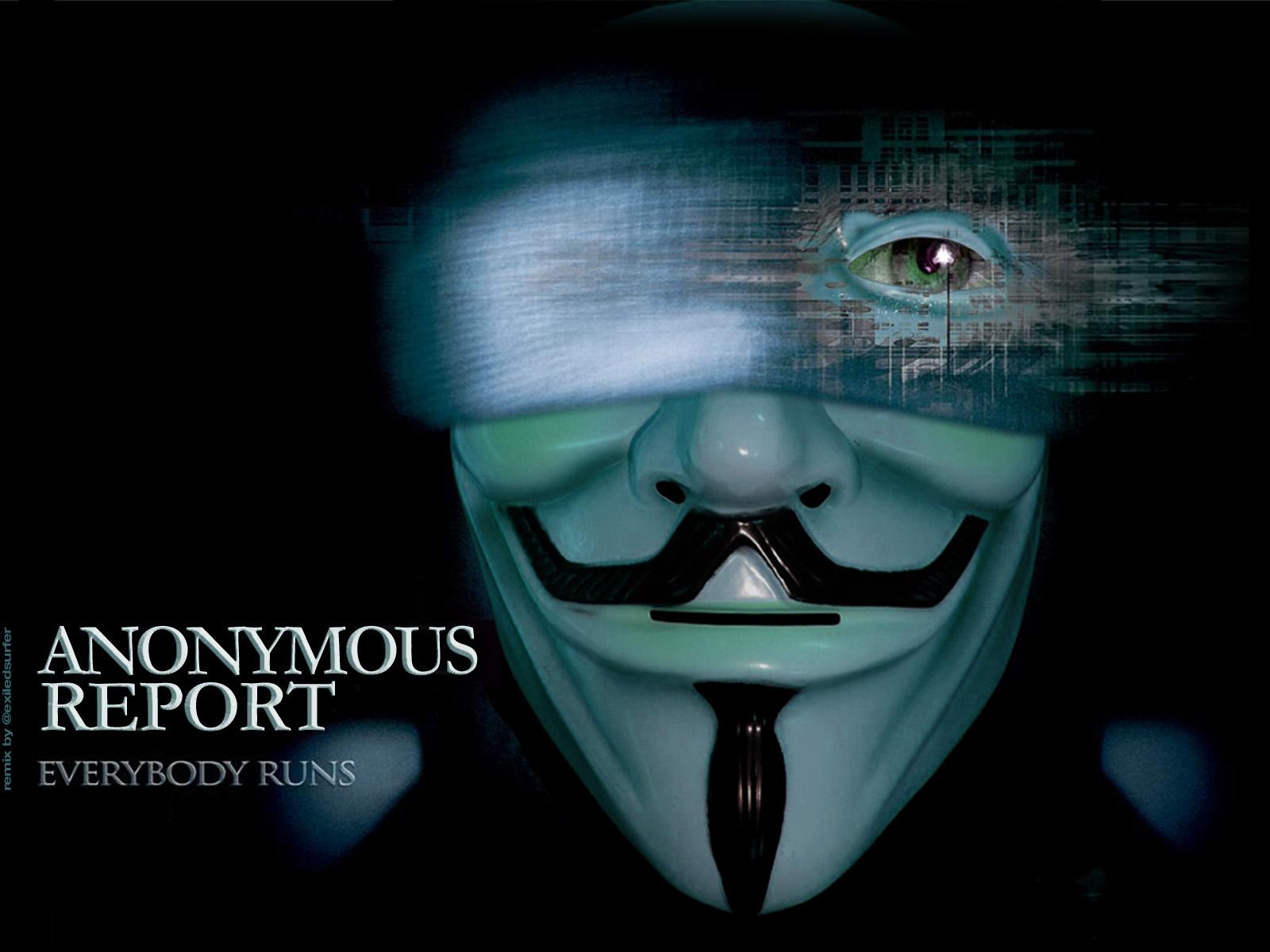 Anonymus revela datos del director del FBI