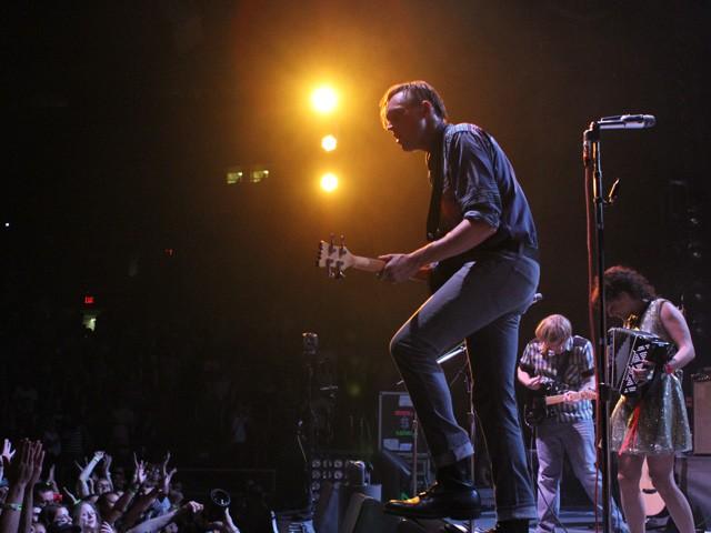 Arcade Fire se despide de The Suburbs en  Austin City Limits
