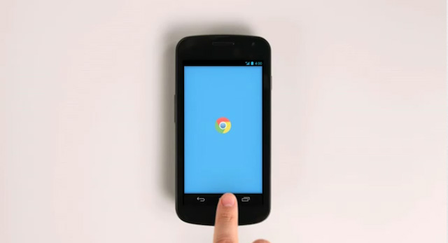 Llega Google Chrome para Android