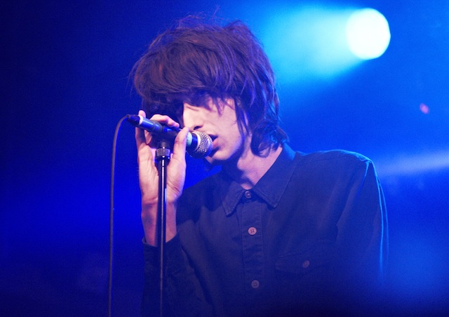 The Horrors puso a vibrar Last Call With Carson Daly