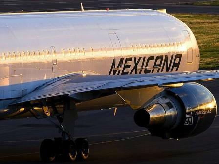 Mexicana retoma el vuelo