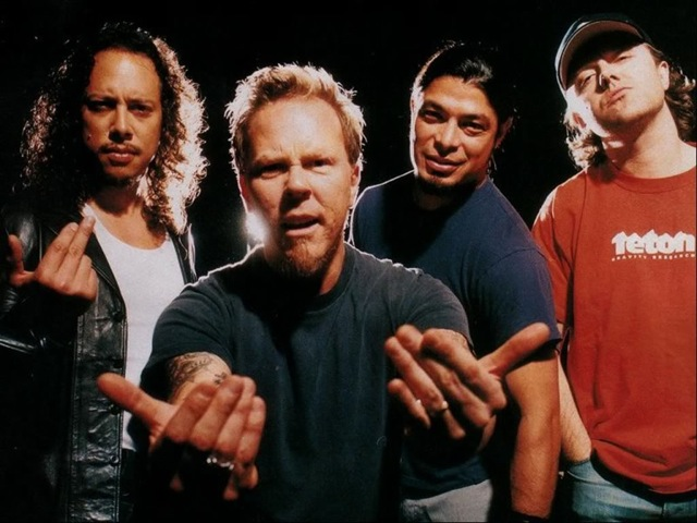Metallica presenta el festival Orion Music + More