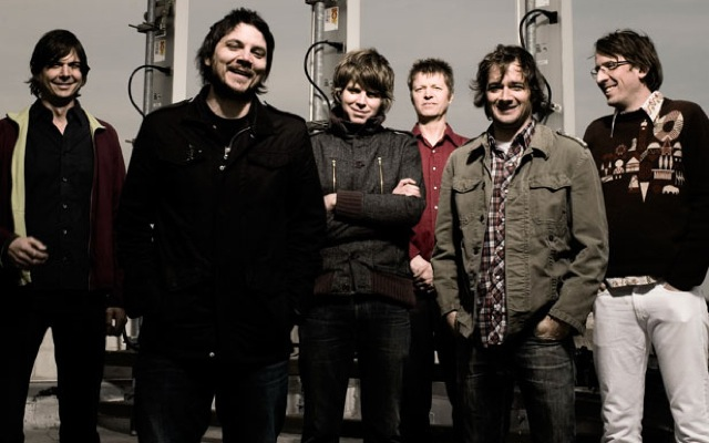 Con ustedes, Wilco en Austin City Limits