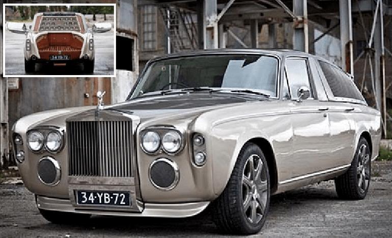 Conoce el mejor Rolls Royce del mundo