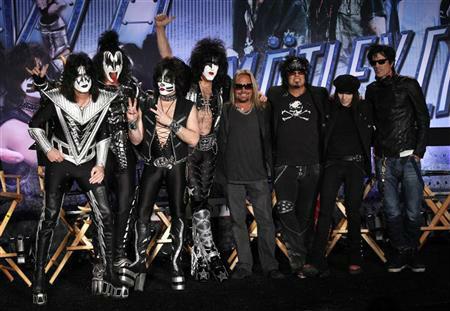 Motlëy Crüe y KISS anuncian gira ¡juntos!