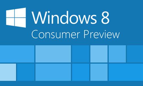 Windows 8 Consumer Preview alcanza el millón de descargas en sólo un día