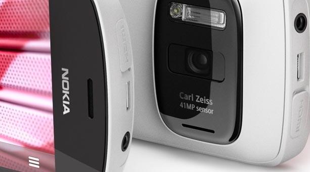 Nokia lanzará celular con cámara de 41 megapixeles